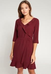 Czerwona sukienka QUIOSQUE mini