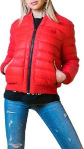 Czerwona kurtka Love Moschino krótka
