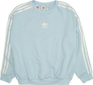 Niebieska bluza dziecięca Adidas Originals