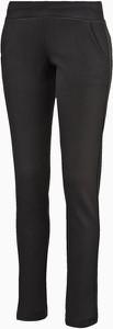 Czarne spodnie sportowe Puma w sportowym stylu