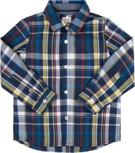 Koszula dziecięca Pepe Jeans w krateczkę