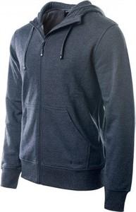 Niebieska bluza Hi-Tec z bawełny