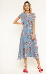 Sukienka Marella z krótkim rękawem w stylu casual