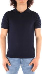 T-shirt Blauer Usa z krótkim rękawem z bawełny