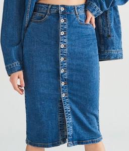 Spódnica Reserved w street stylu