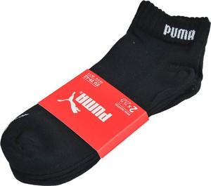 Czarne skarpety Puma
