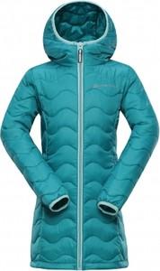 Błękitna kurtka dziecięca Alpine Pro