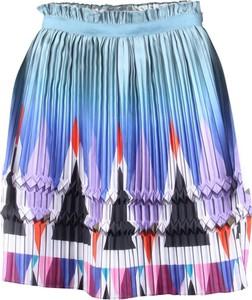 Niebieska spódnica Etro Vintage mini