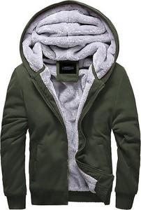 Zielona bluza IVET w stylu casual