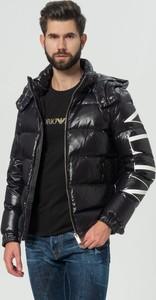 Czarna kurtka Valentino