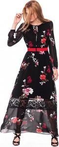 Sukienka L'AF maxi