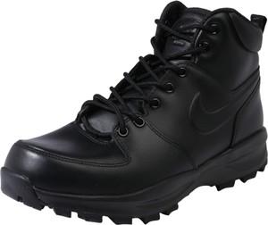 Buty trekkingowe Nike Sportswear ze skóry sznurowane