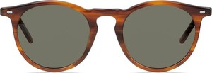 Brązowe okulary damskie Christopher Cloos