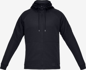 Czarna bluza Under Armour w stylu casual