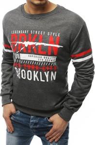 Bluza Dstreet z nadrukiem z bawełny