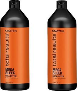 Matrix Total Results Mega Sleek - Szampon wygładzający 1000ml x2 - Wysyłka w 24H!