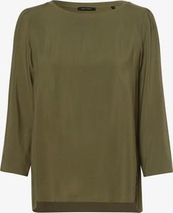 Bluzka Marc O'Polo z długim rękawem w stylu casual z okrągłym dekoltem