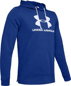 Niebieska bluza Under Armour