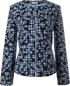 Marynarka Classic Fashion krótka z bawełny
