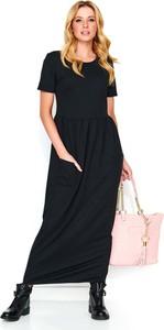 9b02546b0e maxi sukienka dresowa - stylowo i modnie z Allani