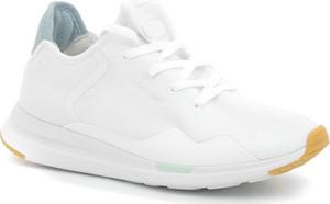 Buty sportowe Le Coq Sportif z płaską podeszwą sznurowane