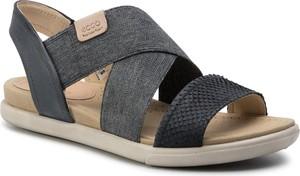 Sandały Ecco ze skóry