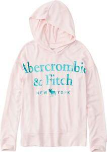 Bluzka dziecięca Abercrombie & Fitch z długim rękawem z dżerseju