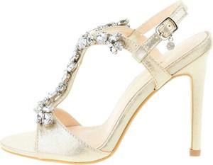 Sandały Prima Moda na obcasie