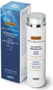 Guam - Lacote Micro biocellulaire Gel Detergente Pelli Grasse E Miste - Żel oczyszczający do cery tłustej i mieszanej - op. 200ml