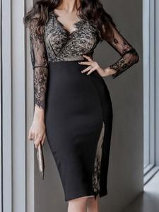 Sukienka Elegrina midi