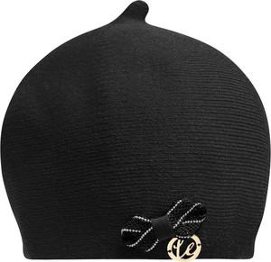 Czarna czapka Lemoniade