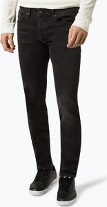 Czarne jeansy BOSS Casual z jeansu w stylu casual