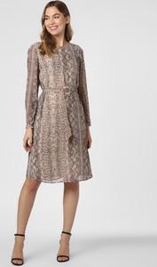 Sukienka Esprit z długim rękawem