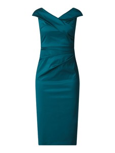 Sukienka Swing z dekoltem w kształcie litery v