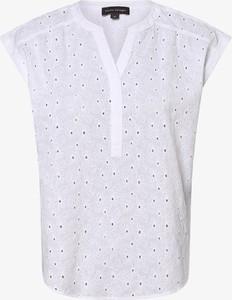 Bluzka Franco Callegari bez rękawów w stylu casual