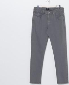 Spodnie Sinsay w stylu casual z bawełny