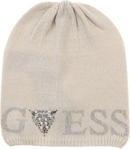 Czapka Guess w stylu casual z bawełny