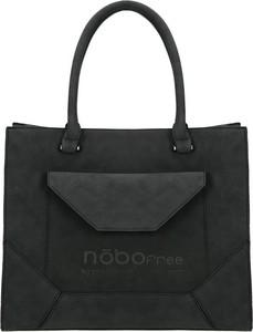 Czarna torebka NOBO do ręki średnia