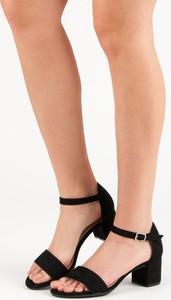 Sandały Merg z klamrami