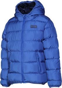 Niebieska kurtka dziecięca Hummel dla chłopców