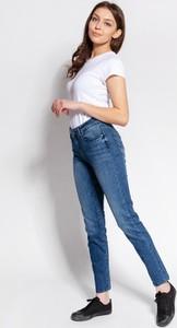 Niebieskie jeansy Lee Cooper w stylu casual