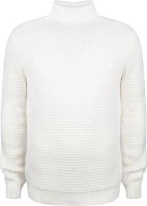 """Sweter Xagon Man Sweter """"turtle Neck"""" w stylu casual z dzianiny"""