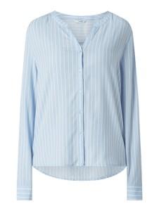 Niebieska koszula Only z długim rękawem