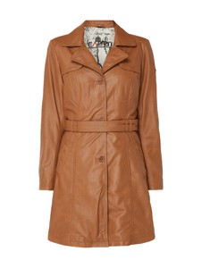 2d8a5282058f1 skórzane płaszcze damskie z włoch - stylowo i modnie z Allani