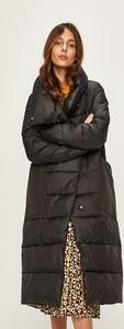 Czarna kurtka Answear w stylu casual długa