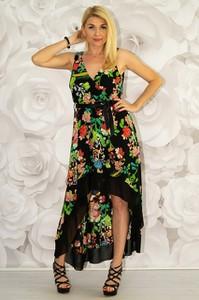 Sukienka Made in Italy asymetryczna