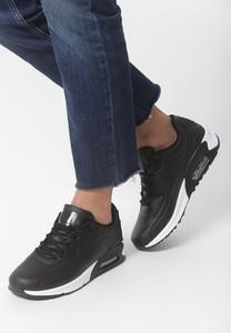 Buty sportowe born2be na platformie sznurowane