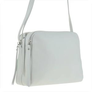 05922633f5f34 biała torebka listonoszka - stylowo i modnie z Allani