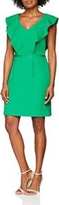 Zielona sukienka Naf naf