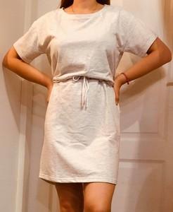 Sukienka Outhorn sportowa z dresówki mini